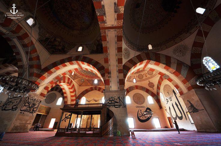 Old Mosque, Edirne (Eski Cami)