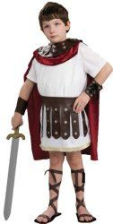 Kid's Roman Soldier Costume
