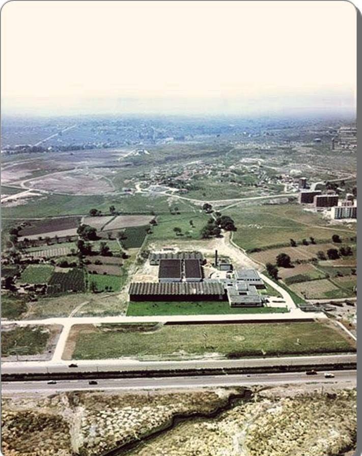 merter  E-5 - 1970 ler vakko fabrikası