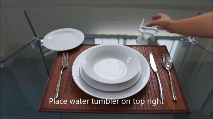 How to set a casual dinner table by noritake australia for Casual dinner table setting ideas
