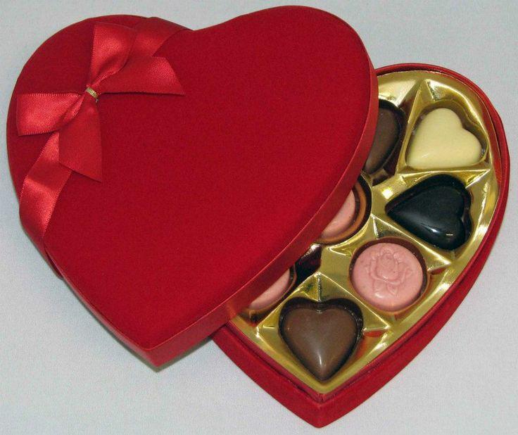 """Jotain ihania """"sydän suklaita"""" pak."""