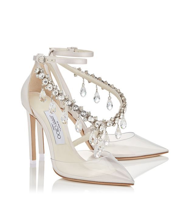 7e3132e550 Shoes: Court Heels Jimmy Choo X Off-White Victoria 100 Pumps ...
