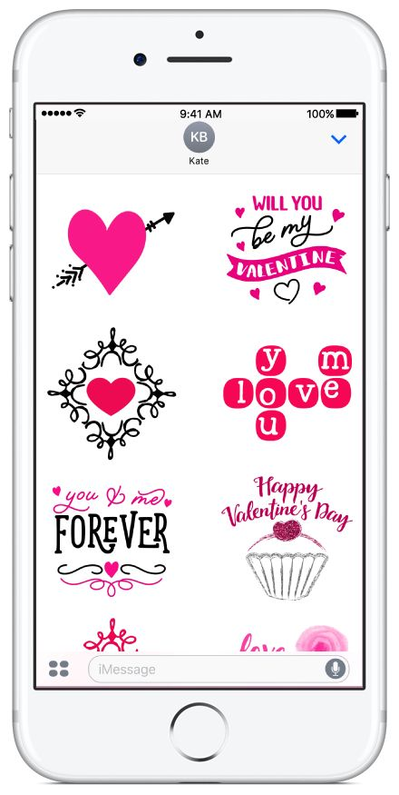 Romance and Valentines sticker pack available on the App Store. #valentinesday #love #romance #stickerpacks #stickers