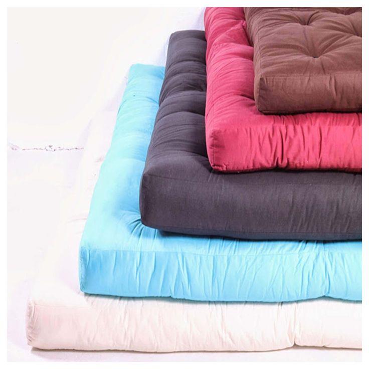 Coloured Traditional futon