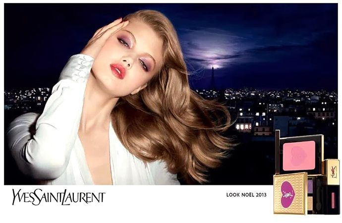 Праздничная коллекция макияжа Yves Saint Laurent