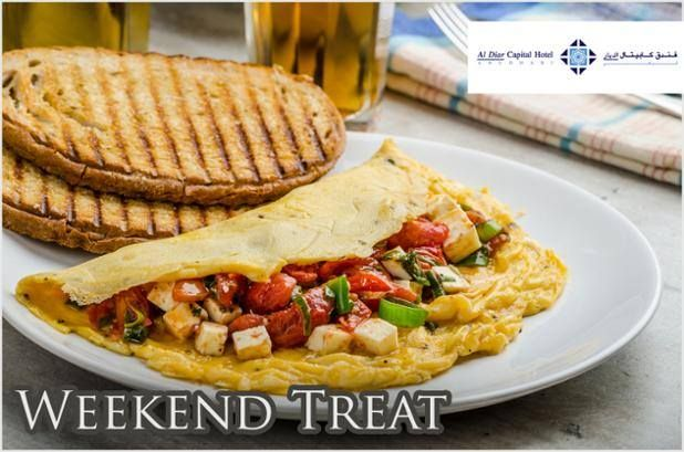Weekend calls for spending good times with friends and enjoying a great meal. Come over to The Panorama Restaurant, Al Diar Capital Hotel for a ‪#‎WeekendTreat‬ with your loved ones.