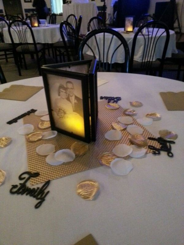 60th Wedding Anniversary Centerpiece Ideas Wedding Decor Ideas