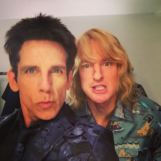 Pin for Later: Why Zoolander & Hansel Crashed Fashion Week: Zoolander 2 Has a Release Date!
