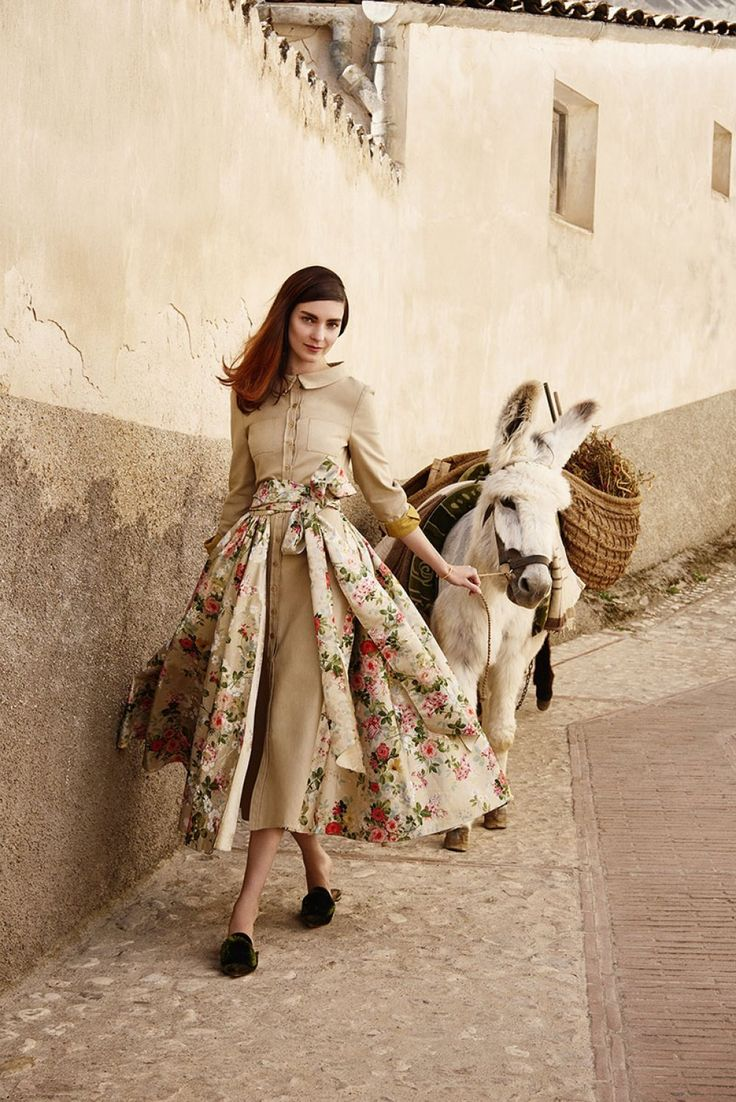 Harper's Bazaar Spain June 2017  model: Kati Nescher   ph: Sonia Sieff