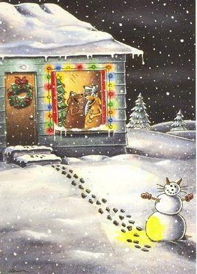 116 best Christmas Cartoons images on Pinterest | Christmas ...