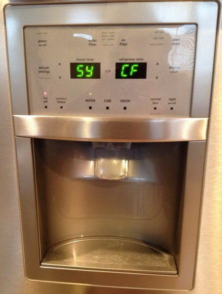 When the error code tells you which part on your Frigidaire Refrigerator has failed, here are Frigidaire Refrigerator Replacement Parts for less