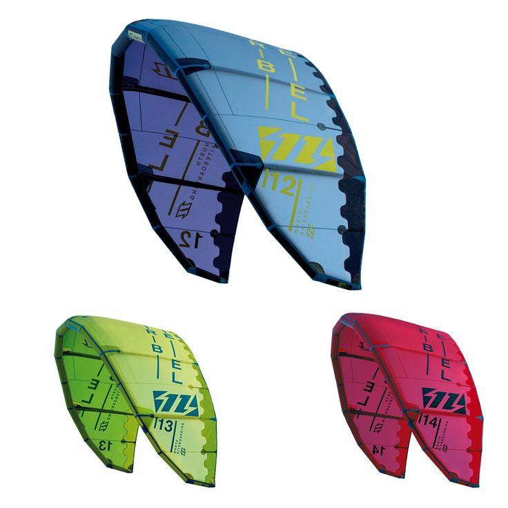 Aile de kite - REBEL 2016 - NORTH KITEBOARDING