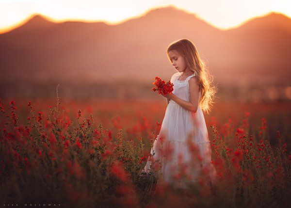 Field of Gold - Children Photography by Lisa Holloway <3 <3