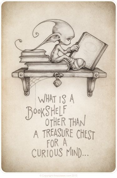 What is a bookshelf...: