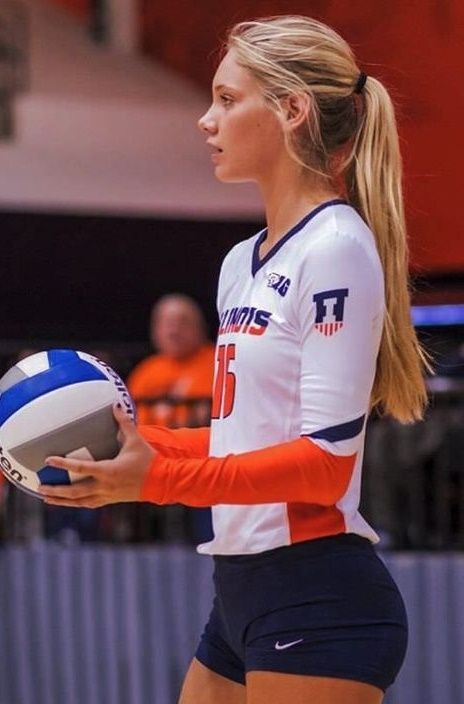 Tallest volleyball women porn