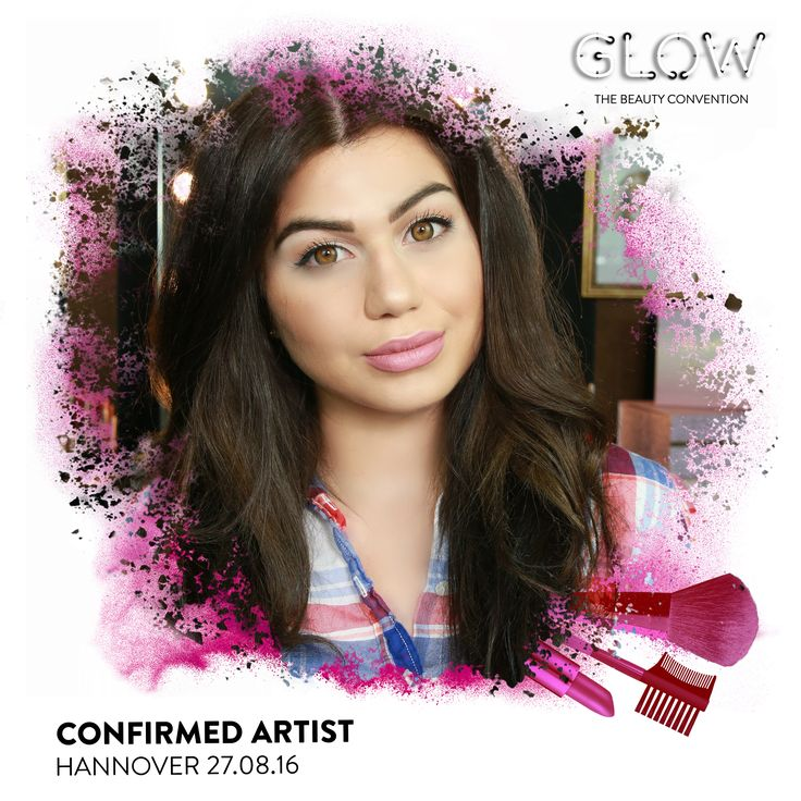 Rosa kleid makeup