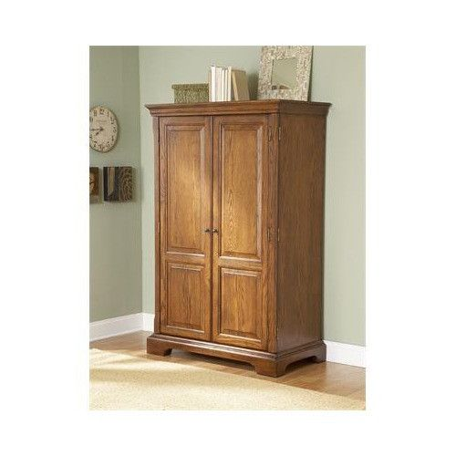 Solid Wood Computer Armoire ~ Best ideas about computer armoire on pinterest craft