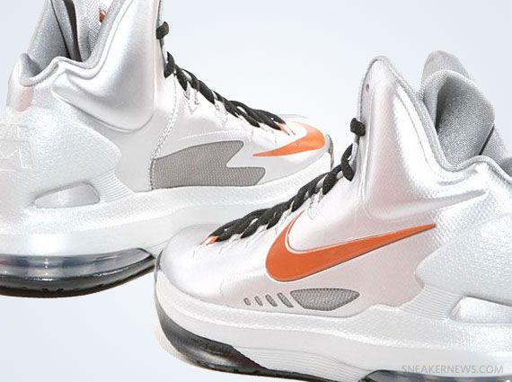 Nike KD V Texas