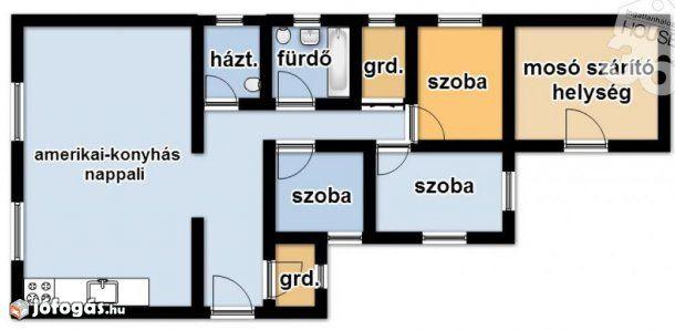 Kecskeméti 98 nm-es ház eladó #818728, 2. image