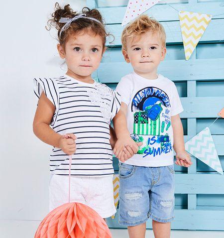 #iDOkidswear #fashionkids #primaveraestate #springsummer #ss17 #ss2017 #kidsfashion #babyboy #newcollection