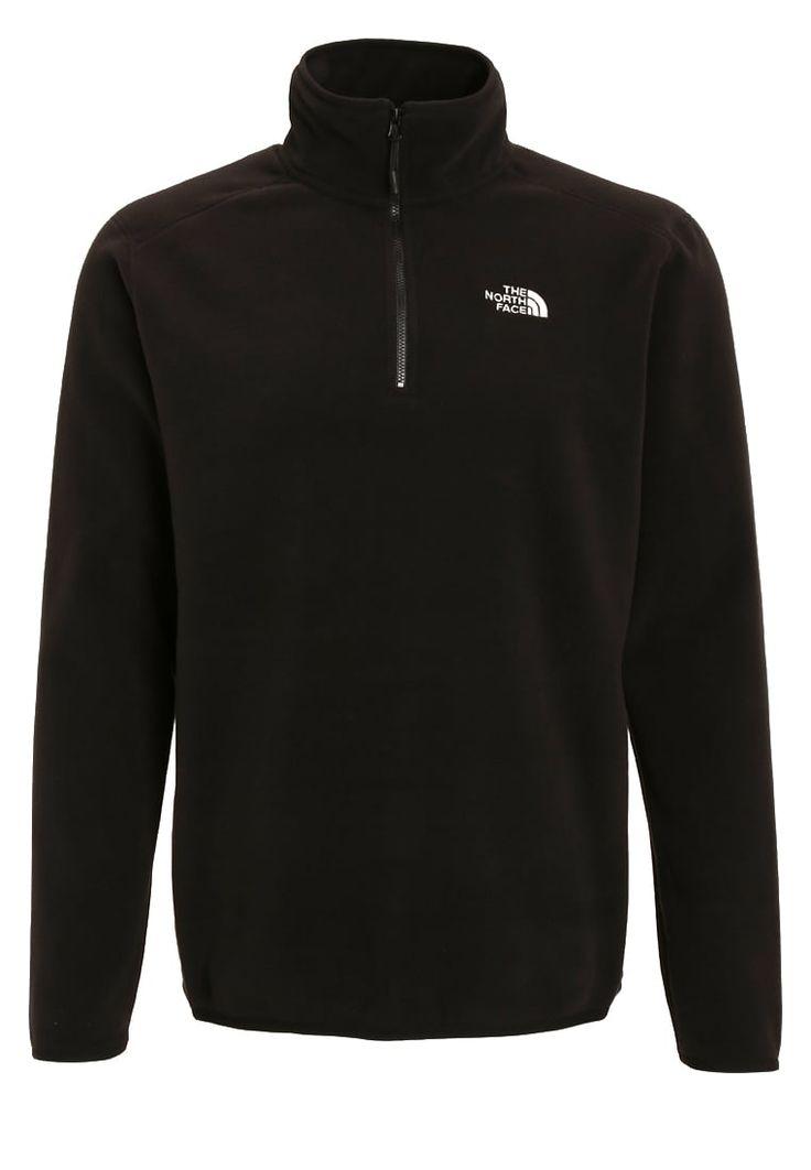 Truien & vesten The North Face GLACIER - Fleece trui - black Zwart: € 54,95 Bij Zalando (op 4-11-16). Gratis bezorging & retournering, snelle levering en veilig betalen!