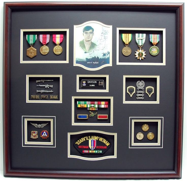 best shadow box ideas pictures decor and remodel - Military Picture Frames