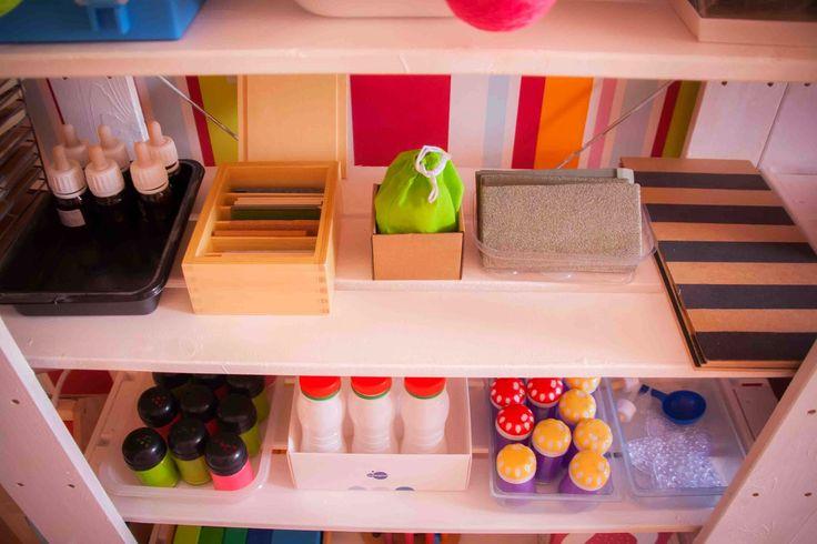 Tigriteando: 10 materiales Montessori que merece la pena fabricar