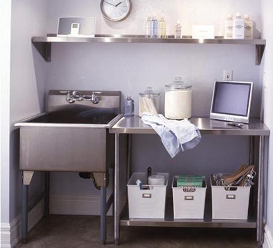 Laundry Room Sink Design Ideas, Pictures, Remodel And Decor