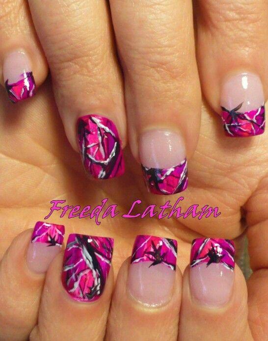 Toe Nail Designs Camo Camo Toes Nail Designs And Toe
