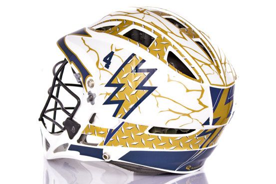 10 Best Cool Lacrosse Helmets Images On Pinterest Hard