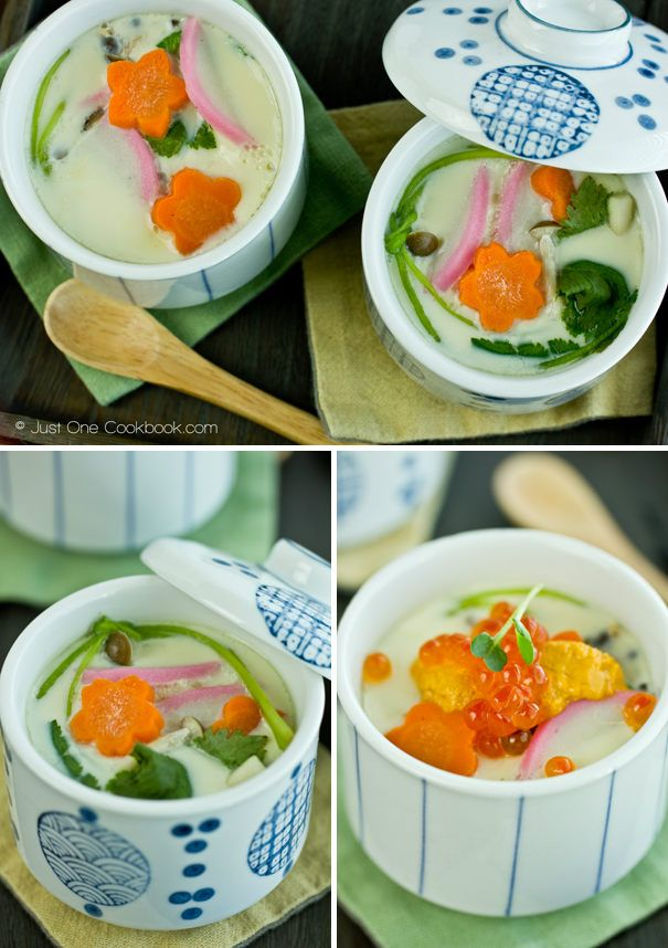 i have to come up with a paleo Chawanmushi!!!