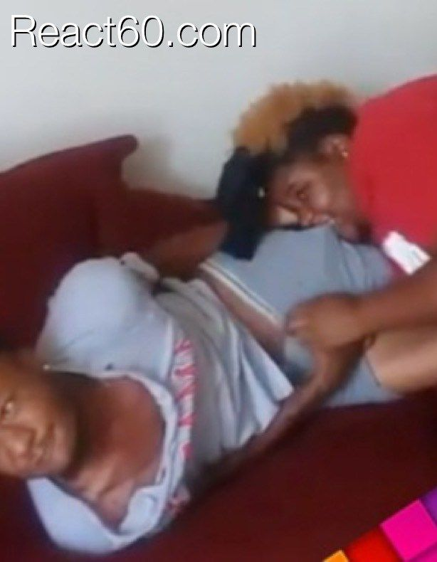 Video Girl Bites Her Boyfriends Dick