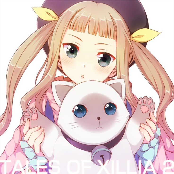 Tales of Xillia 2 credits to : 綾海しろ want some Paw? :D