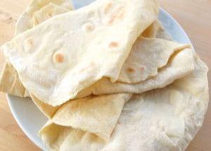 Лаваш постный – аппетитная альтернатива хлебу!