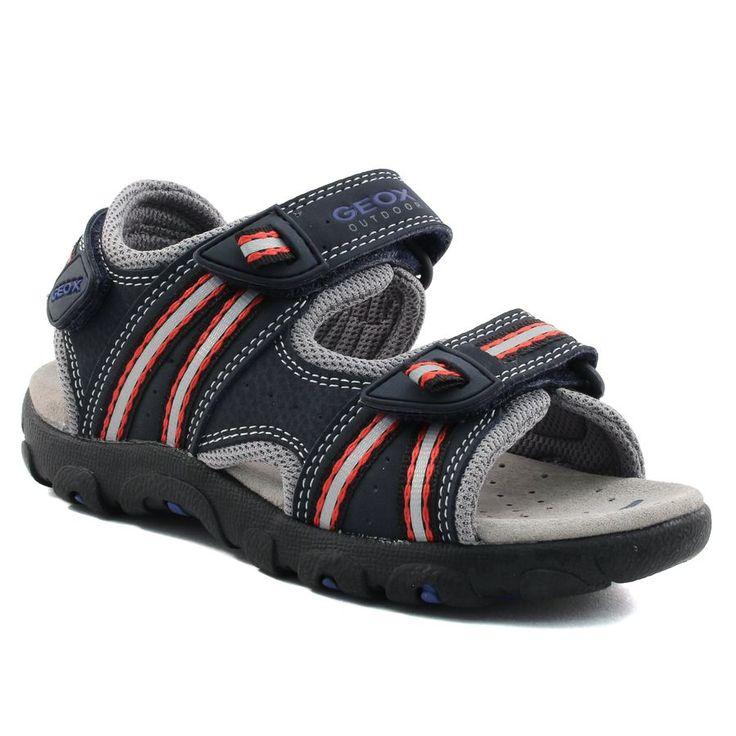 507A GEOX SANDAL STRADA J4224A MARINE www.ouistiti.shoes le spécialiste internet #chaussures #bébé, #enfant, #fille, #garcon, #junior et #femme collection printemps été 2017
