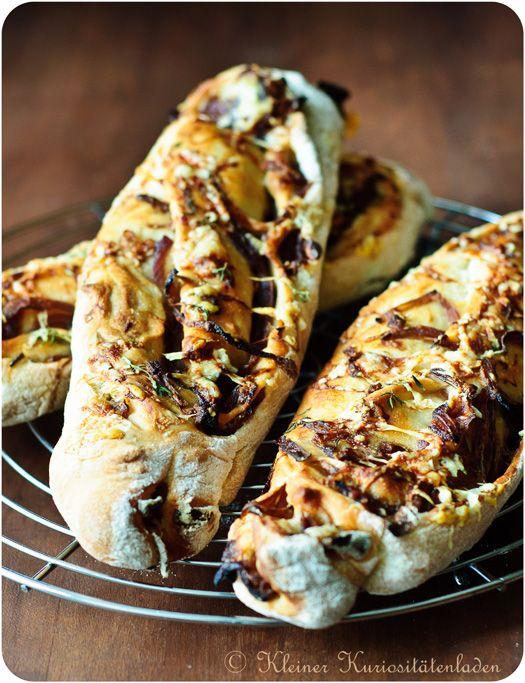 Kleiner Kuriositätenladen: Snacks & Fingerfood