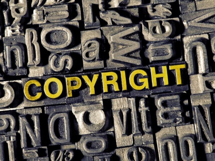 Копирайт или копирайтинг: как правильно? Разница между словами