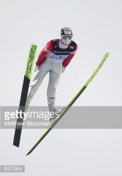 Alan Alborn competes in the K120 team event during the FIS Ski Jumping World Cup at Utah Olympic Park in Park City Utah DIGITAL IMAGE Mandatory...