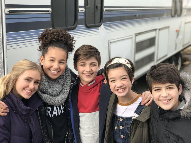 Andi•Mack cast