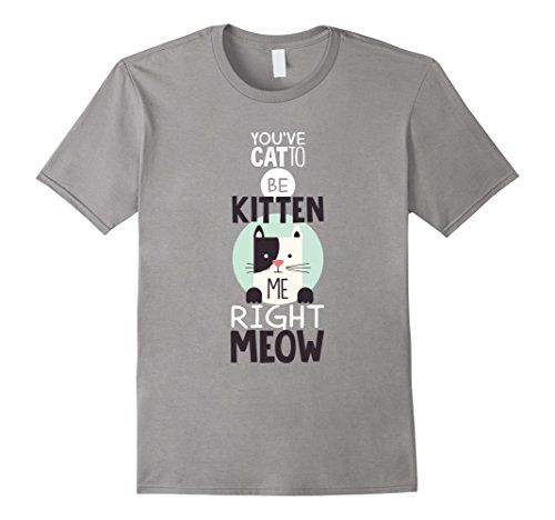 Men's You've Cat To Be Kitten Me Right Meow T-Shirt Funny... https://www.amazon.com/dp/B01M1LL2WC/ref=cm_sw_r_pi_dp_x_mKJ8xb6YY0XTE