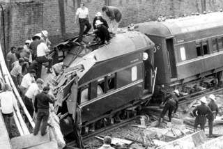 Granville train disaster remembered
