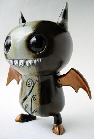 cute little bat from: Crepuscular-doktor_a-ice_bat-trampt-44045m
