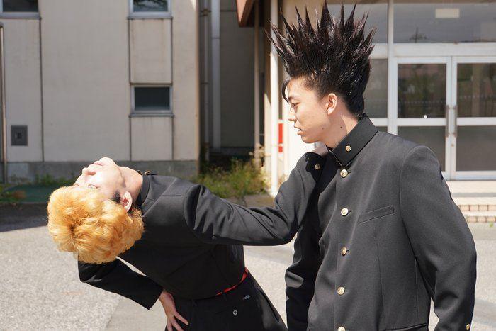 今日から俺は 伊藤健太郎インタビュー 頭のトンガリは何本 初の福田組で 衝撃どころか ちょっと感動 した出来事も明かす 愛してるのおしゃれイメージ画像 俳優 女優