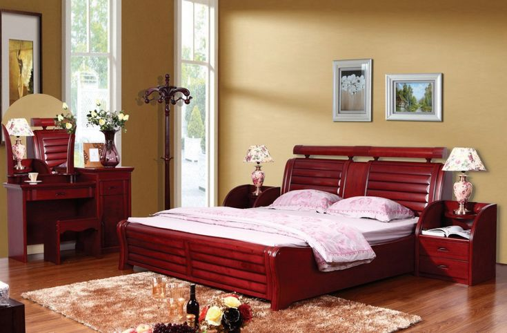 Modern solid Wood Bedroom Furniture - Interior Design Ideas Bedroom Check more at http://jeramylindley.com/modern-solid-wood-bedroom-furniture/