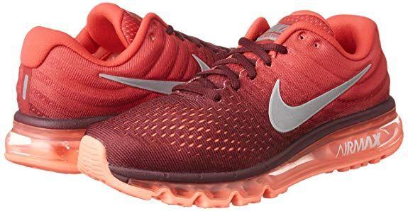 retroceder Suplemento Infidelidad  Amazon.com | NIKE Mens Air Max 2017 Running Shoes | Road Running | Nike, Nike  men, Running shoes