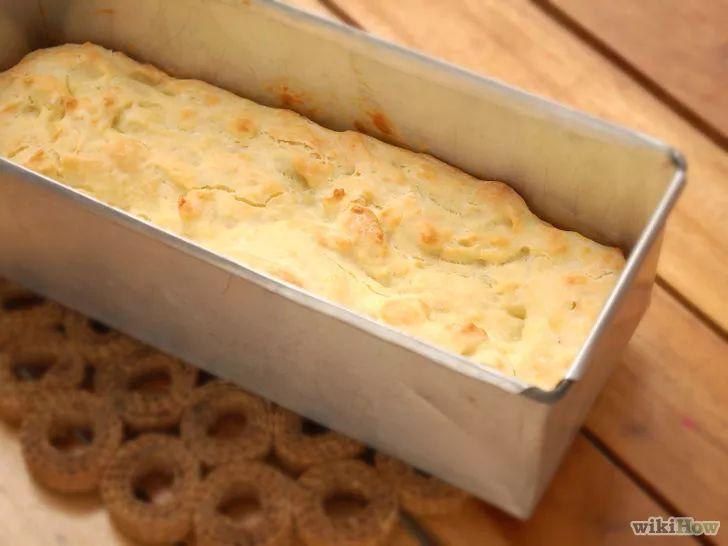 Aprende a hacer pan sin levadura vía es.wikihow.com