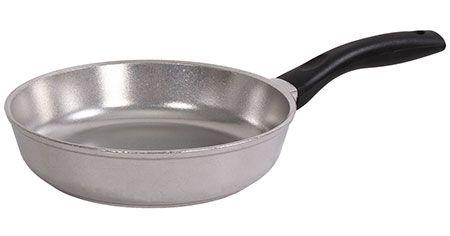 Алюминиевая сковорода- популярный выбор