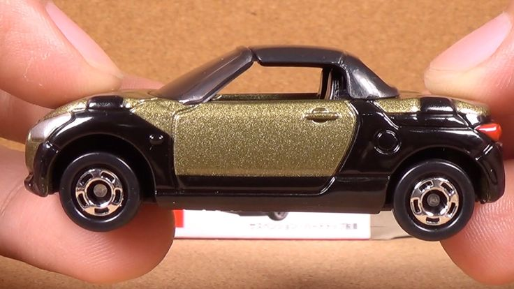 Tomica 052  - Daihatsu Copen Limited Color Edition (Takara Tomy Japan To...