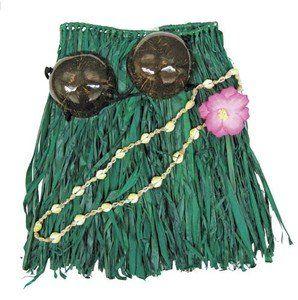 Coconut costumes :)