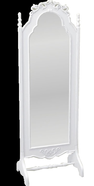 Espelho com moldura antiga.Molduras Antigas, Royal Princesses